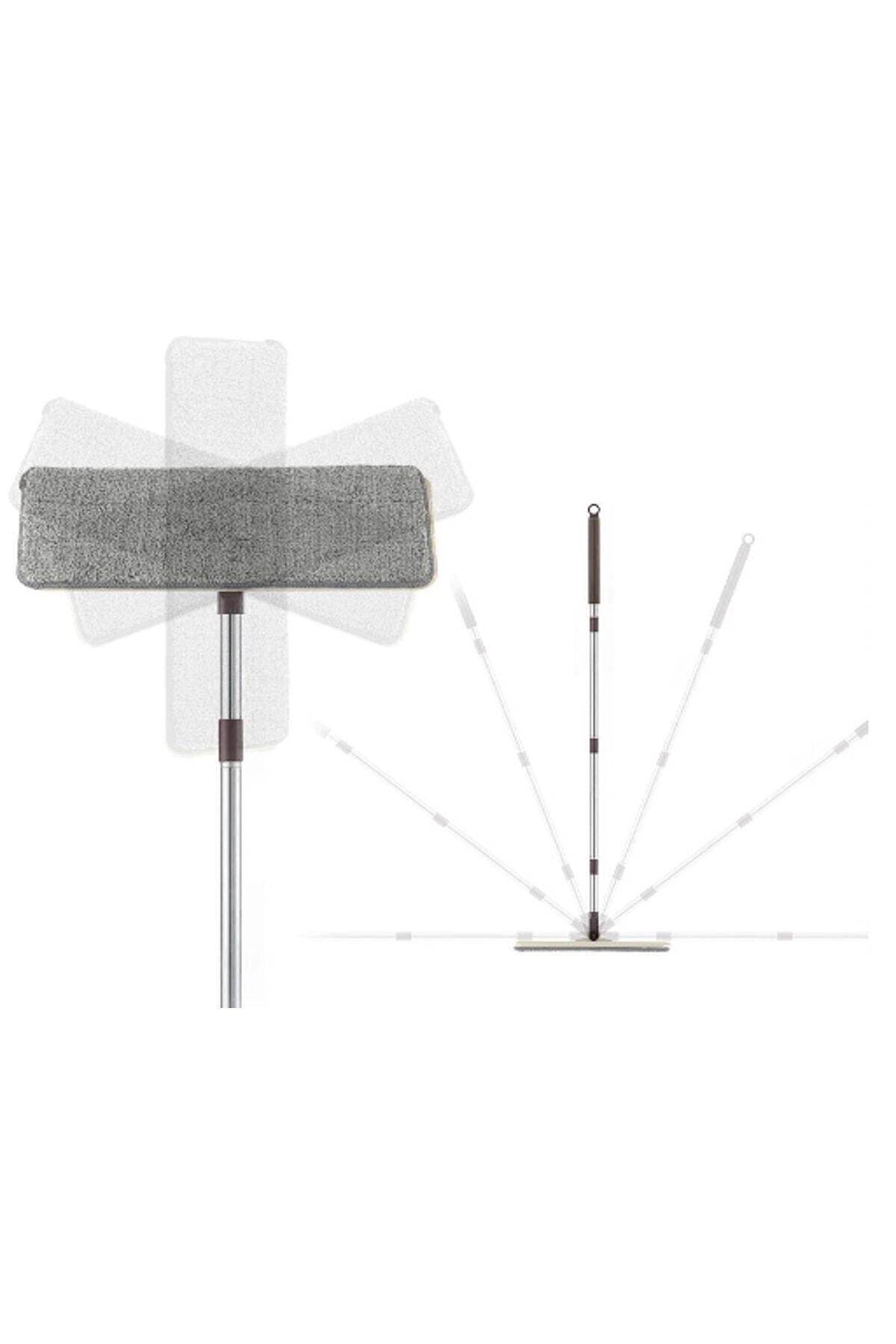 Tablet Mop Temizlik Seti +4 Bez Ve Temizleme Aparatı